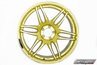Cosmis Racing MRII Gold 18x8.5 - 5x100 +22mm Offset Wheel