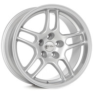 SQUARE Wheels G33 Model - 17x9  +15 5x114.3 (Single Wheel)