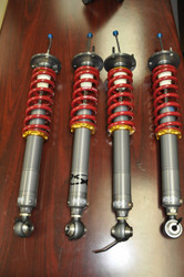 Racing Sport Concepts - Street Coilovers - Aston Martin V8 Vantage