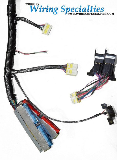 Wiring specialties pre made pro ls conversion harness