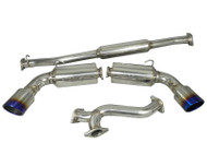 Injen Stainless Steel Cat-Back Exhaust for Subaru BRZ / Scion FR-S