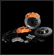 "Ksport Front 12"" ProComp 6 Piston Big Brake Kit for Scion FR-S / Subaru BRZ"