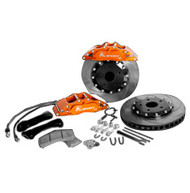 "Ksport Front ProComp 14"" 8 Piston Big Brake Kit for Genesis Coupe"