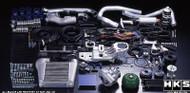 HKS GT Supercharger System Kit for Honda CRZ Stage 2 (MT only)