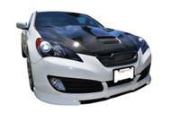 ARK C-FX Carbon Hood for Hyundai Genesis Coupe