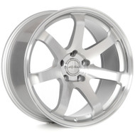 SQUARE Wheels G8 Model - 18x9.5 +12 5x114.3 (set of 4)