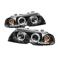Spyder Projector Headlights for BMW E46 00-03 2Dr & M3 01-06