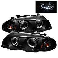 Spyder Projector Headlights for BMW E46 99-01 4Dr