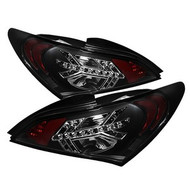 Spyder Tail Lights for Hyundai Genesis Coupe '10-'12