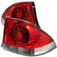 Spyder Tail Lights for Lexus IS300