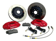 StopTech Rear Big Brake Kit - Hyundai Genesis Coupe