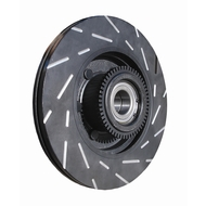 EBC Brakes USR Series Sport Slotted Rotors for Hyundai Genesis w/o Brembo