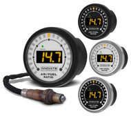 Innovate MTX-L: Wideband UEGO Air/Fuel Ratio Gauge (Short Harness)