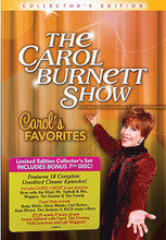 Time Life Presents: The Best of Carol Burnett Show 7 DVD Collection