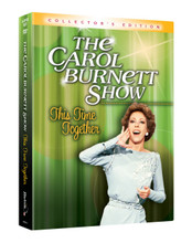 Star Vista / Time Life Presents: Carol Burnett 6 DVD: This Time Together Sequel Set