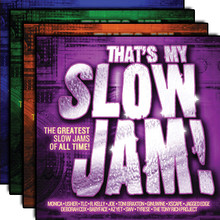 That's My Slow Jam 4 CD Music Collection