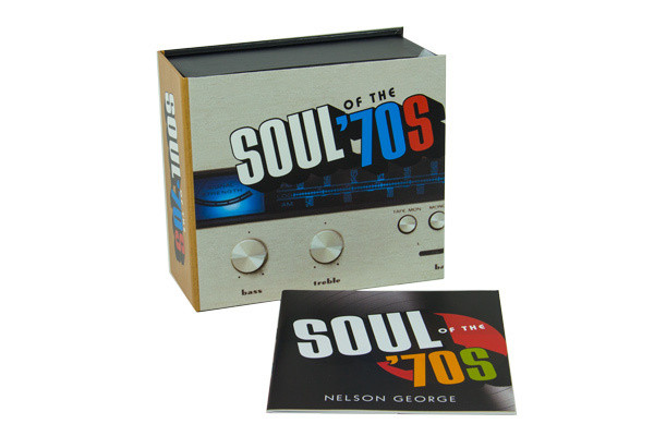Soul of the 70s 8 CD Music Collection
