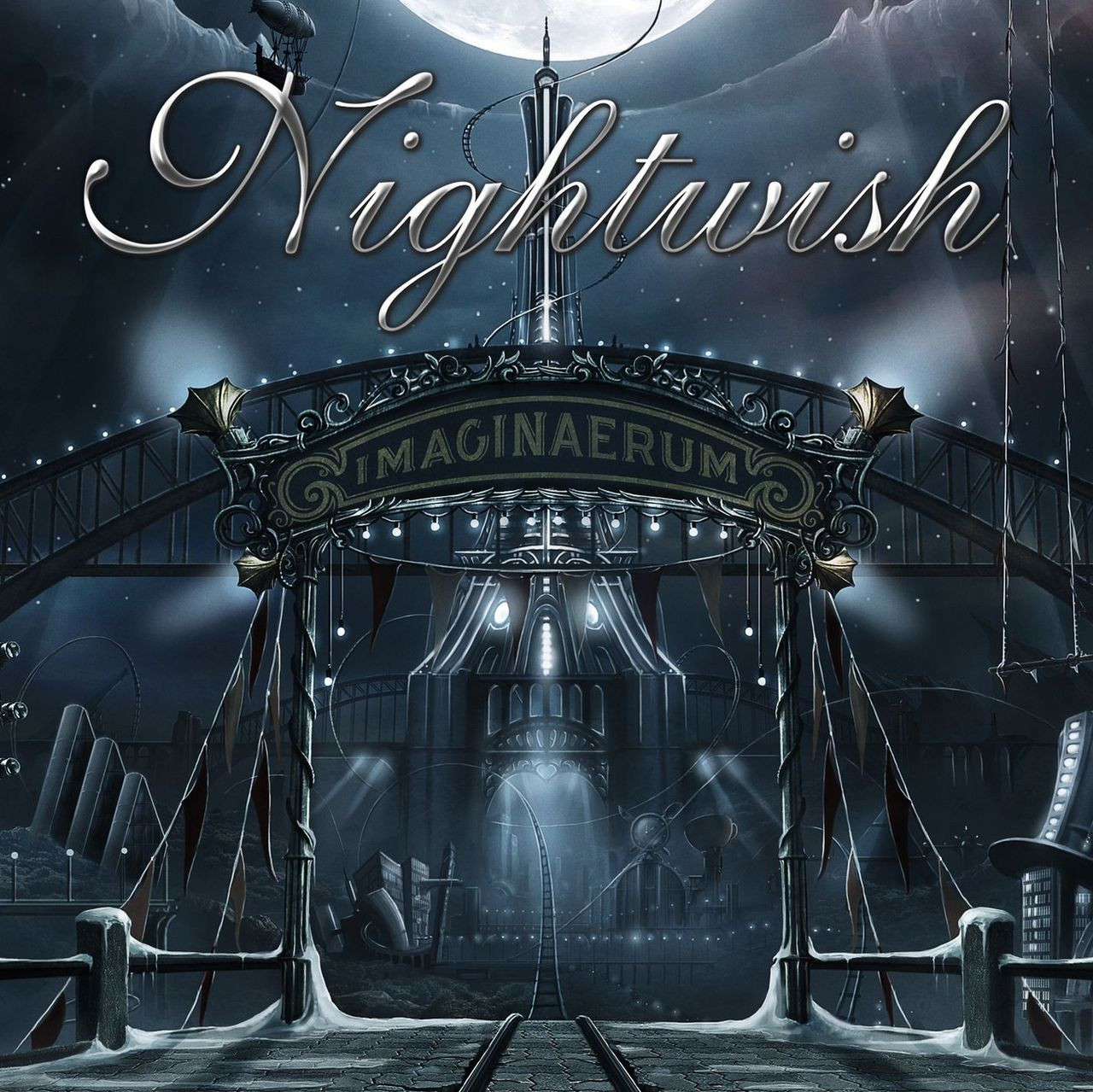 Nightwish imaginaerum by nightwish (box set, limited edition.