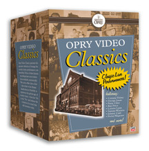 Grand Ole Opry Video Classics - Opry Video Classics (8 DVD)