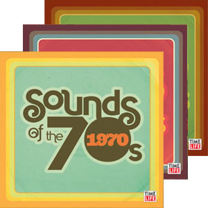 Time Life Sounds Of The 70s 10 Cd Music Collection