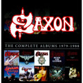 Saxon - The Complete Studio Album Collection 1979-1988 (10CD)