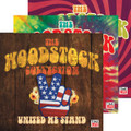 Woodstock 10 CD Music Collection by Time Life ( NO COLLECTORS BOX INCLUDED)