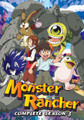 Monster Rancher Season 3 DVD