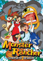 Monster Rancher Season 1 DVD