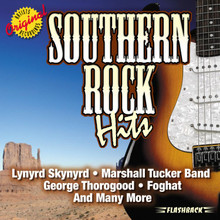 More Southern Rock Hits 1 CD by Rhino Records