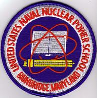 Nuclear Power School Bainbridge patch
