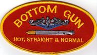 BOTTOM GUN PATCH