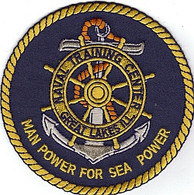 Great Lakes Naval Training Center patch