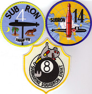 Squadron/SUBRON patch