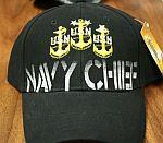 CPO Ballcap,  ASK THE CHIEF