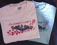 Submariner's Sweetheart T-Shirt