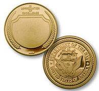 Appreciation of Excellence Coin