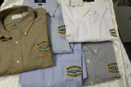Dress Shirts with USSVI logo