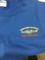 Sweatshirts: USN SubVet: Pride Runs Deep