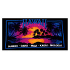 Sunset Star Beach Towel
