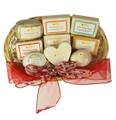 Divine Soap Lovers Gift Basket