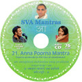 SVA Mantras - #21 Anna Poorna