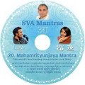 SVA Mantras - #20 Mahamrityumjaya