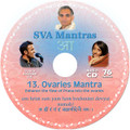 SVA Mantras - #13 Ovaries