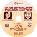 SVA Conference DVD - SVA Full-Body Marma Points/SVA Face-Lift Marma Points