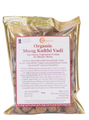 Organic Spicy  Mung Kulthi Vadi