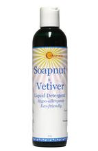 SVA Soapnut and Vetiver Liquid Detergent 8 oz.