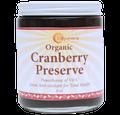 Organic Cranberry Preserve