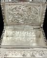 Silver Spice  Box