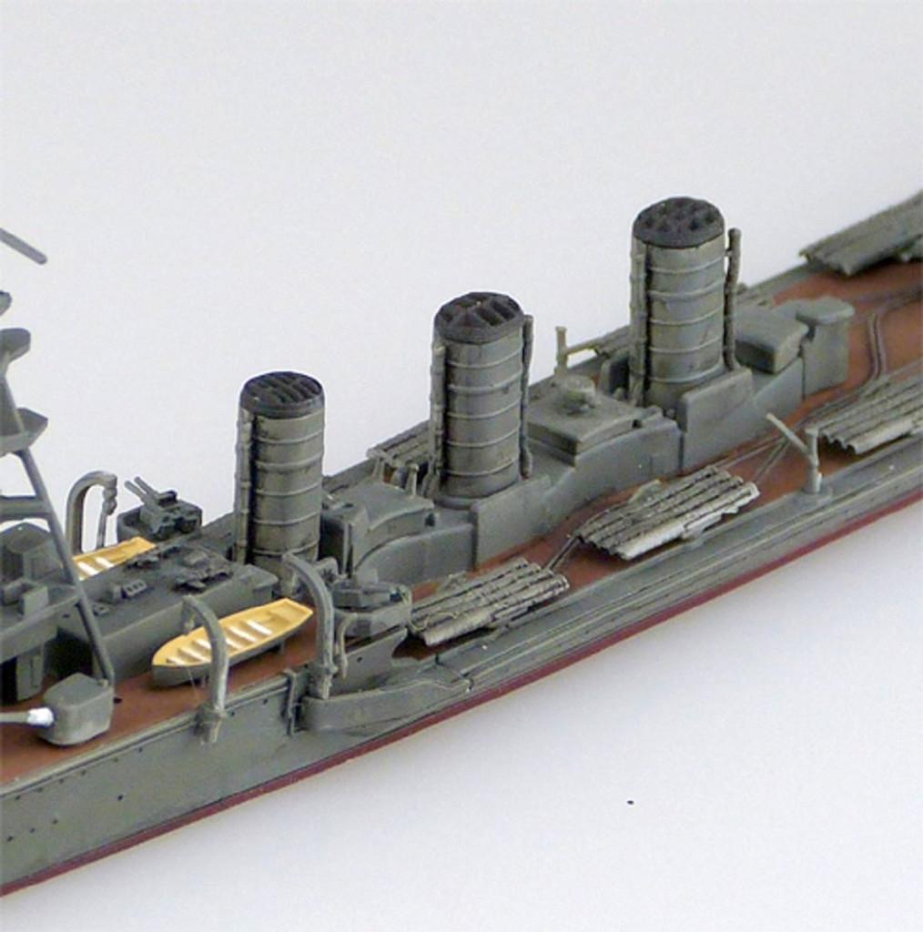 Aoshima 51313 Kantai Collection 31 Torpedo Cruiser Oi Kai 1/700 Scale Kit