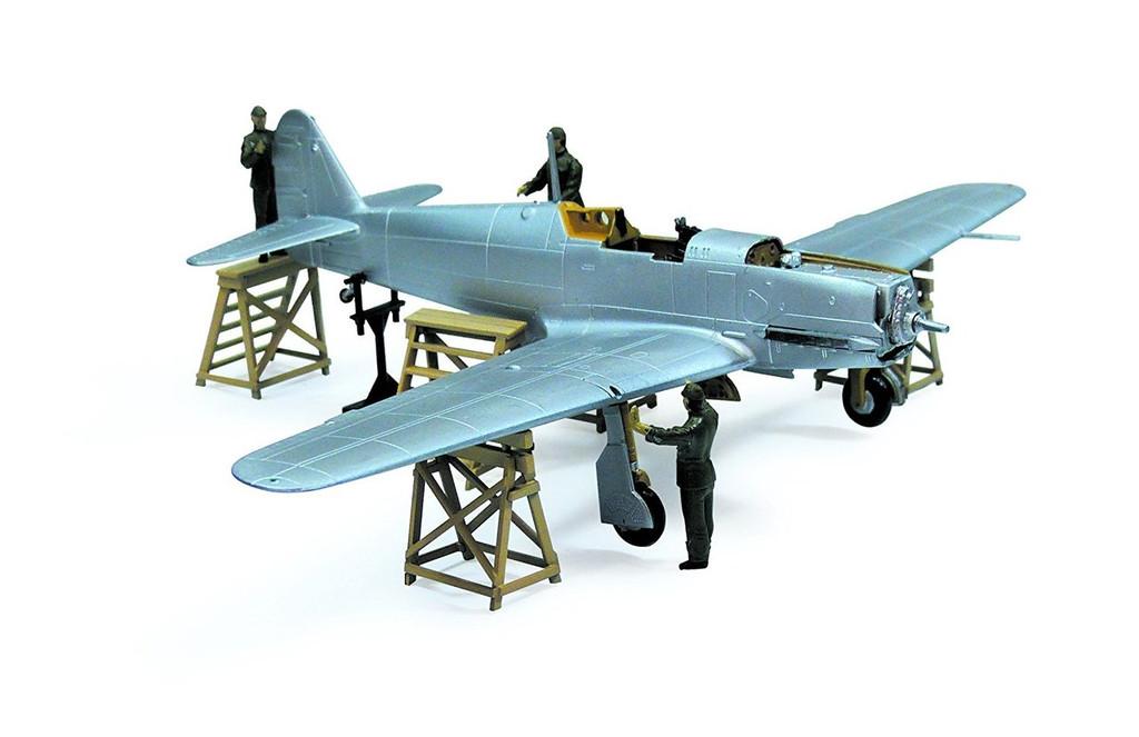 Aoshima 23426 Kawasaki Ki-61-I TEI The 244th Flight Group 1/72 scale kit